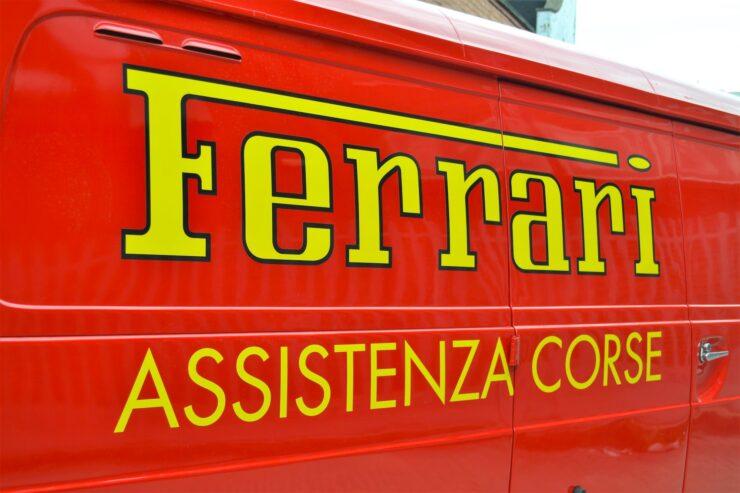 Fiat 238 Ferrari Van 6