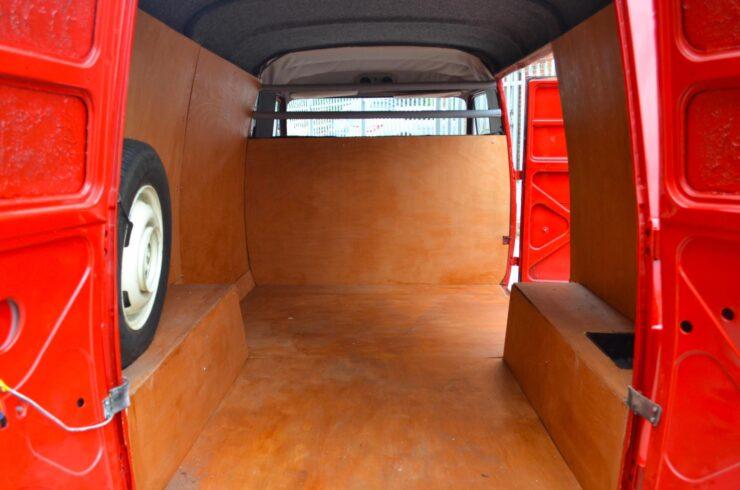 Fiat 238 Ferrari Van 7