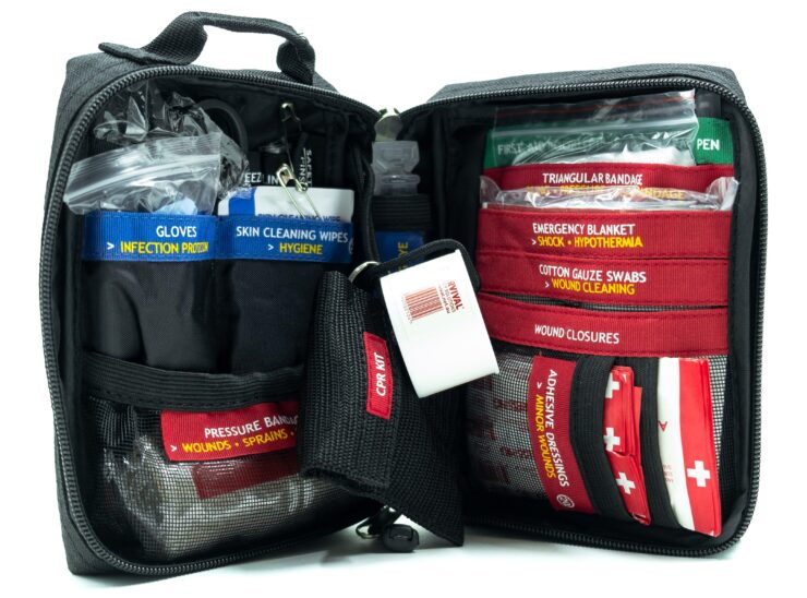 First Aid Pro Kit by Uncharted Supply Co 1