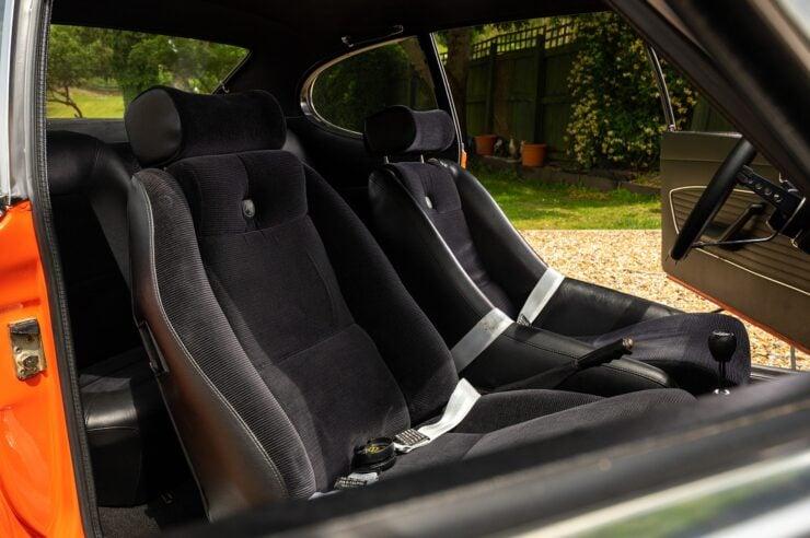 Ford Capri RS2600 Interior