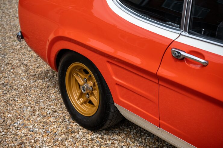 Ford Capri RS2600 10
