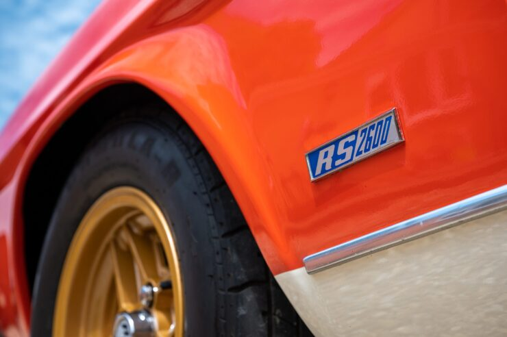Ford Capri RS2600 12