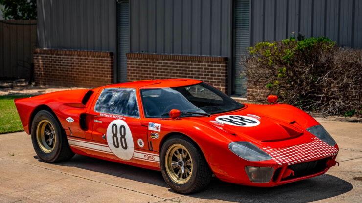 Ford GT40 - Ford v Ferrari Movie Car 1