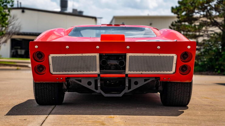 Ford GT40 - Ford v Ferrari Movie Car 11