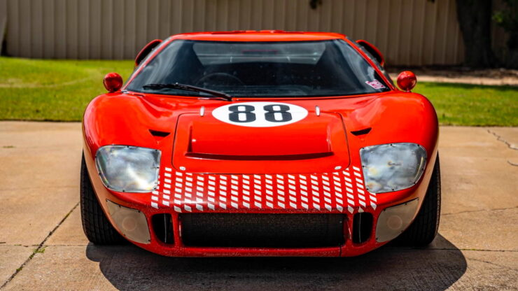 Ford GT40 - Ford v Ferrari Movie Car 12