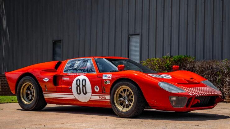 Ford GT40 - Ford v Ferrari Movie Car 2