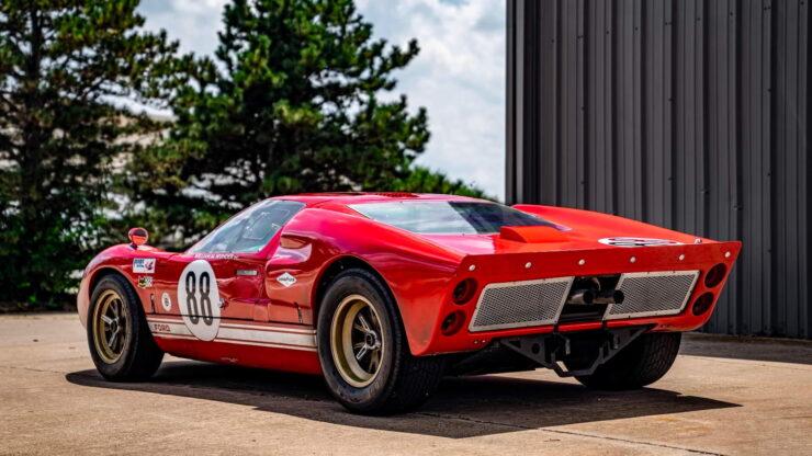 Ford GT40 - Ford v Ferrari Movie Car 3