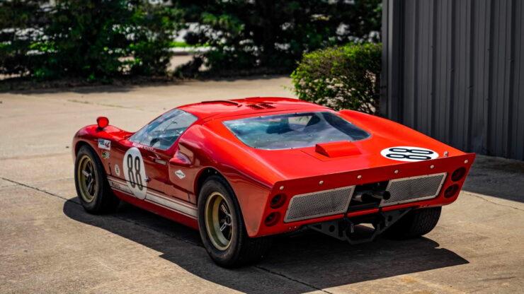 Ford GT40 - Ford v Ferrari Movie Car 4
