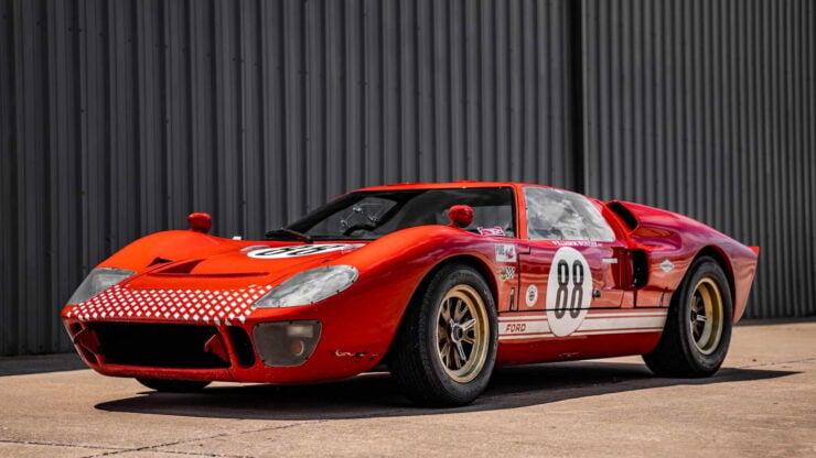 Ford GT40 - Ford v Ferrari Movie Car 5