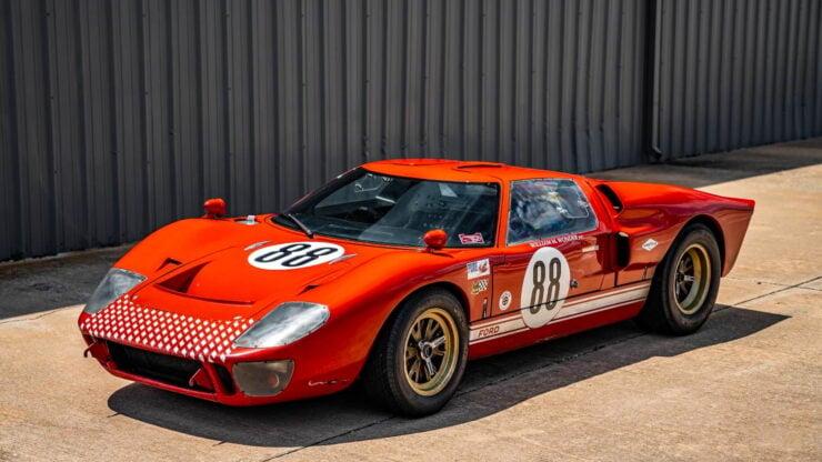 Ford GT40 - Ford v Ferrari Movie Car 6