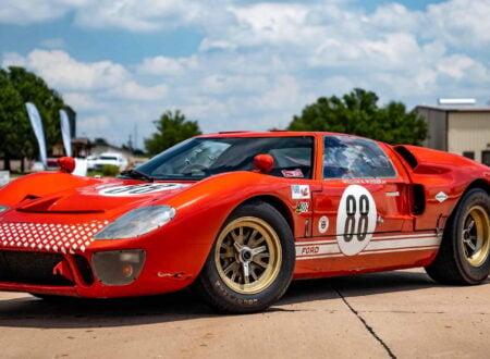 Ford GT40 - Ford v Ferrari Movie Car 7