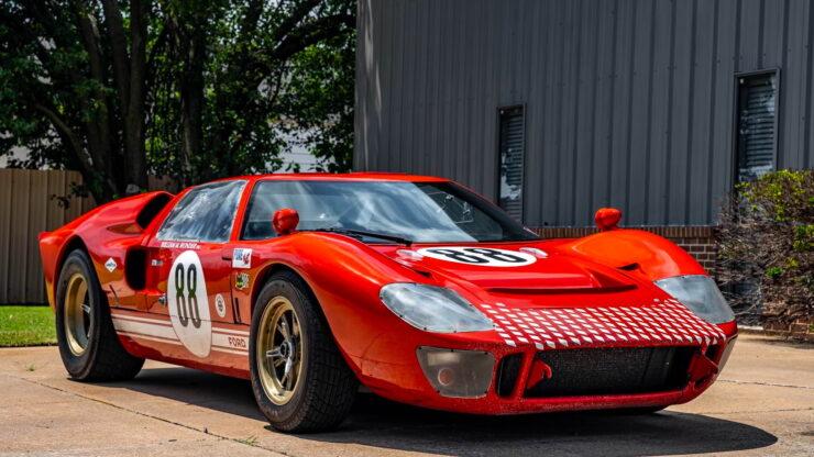 Ford GT40 - Ford v Ferrari Movie Car