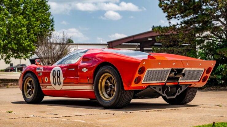 Ford GT40 - Ford v Ferrari Movie Car 8