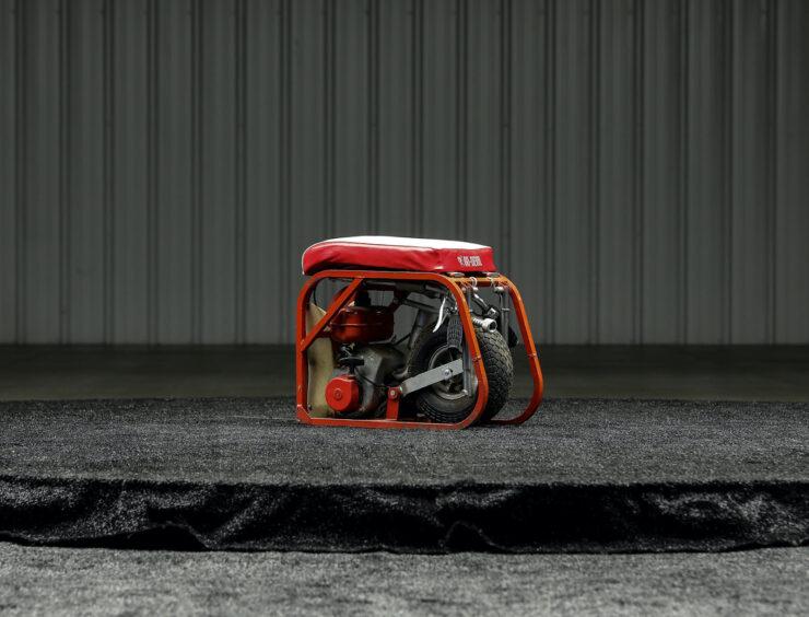 Fuji Go Devil Folding Mini Scooter 10