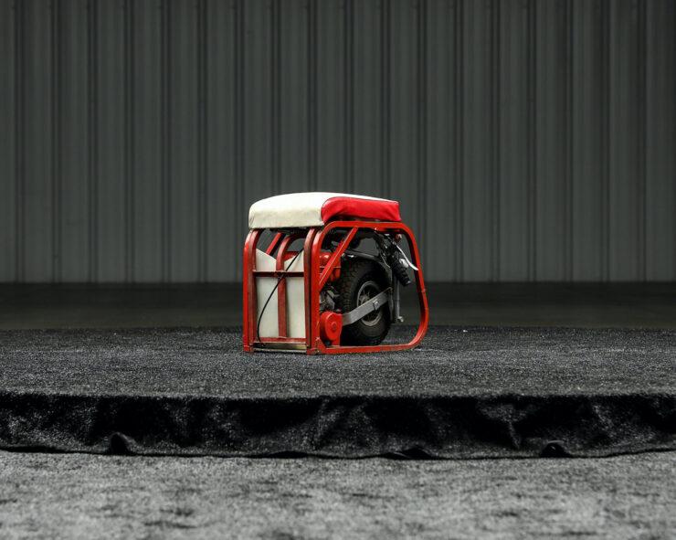 Fuji Go Devil Folding Mini Scooter 8