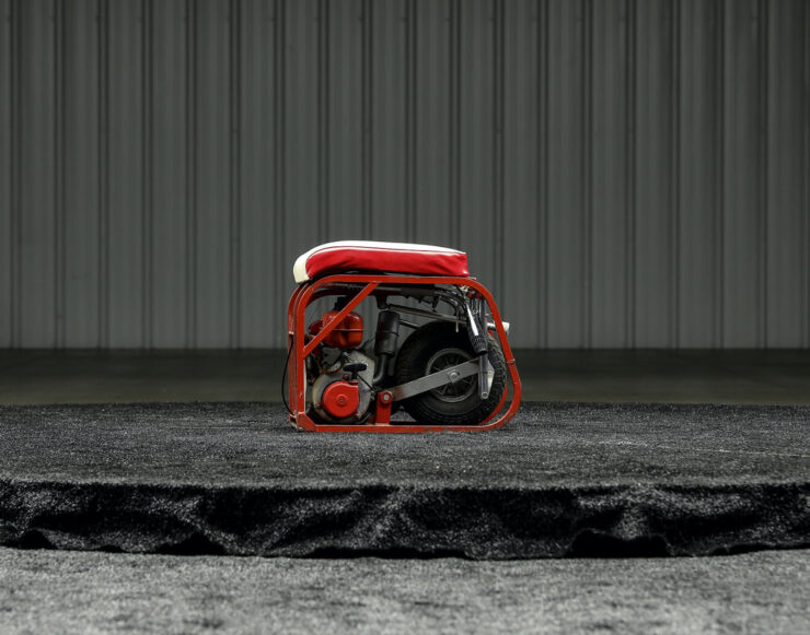 Fuji Go Devil Folding Mini Scooter 9