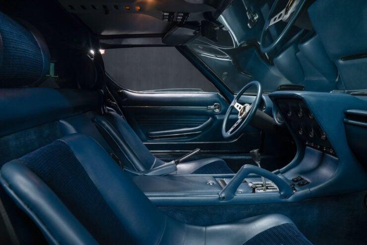 Lamborghini Miura P400 S 14