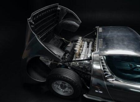 Lamborghini Miura P400 S 16