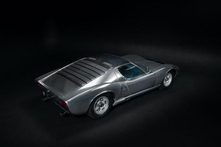 Lamborghini Miura P400 S 7