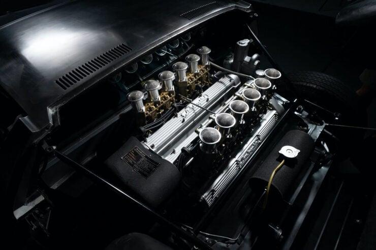 Lamborghini Miura P400 S 8
