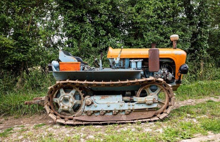Lamborghini Tractor 2