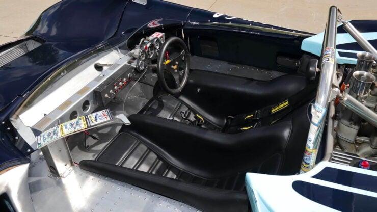 Lola T70 MkI Spyder 17