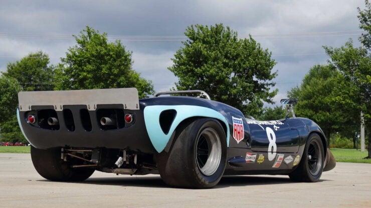 Lola T70 MkI Spyder 2