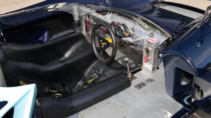 Lola T70 MkI Spyder 3