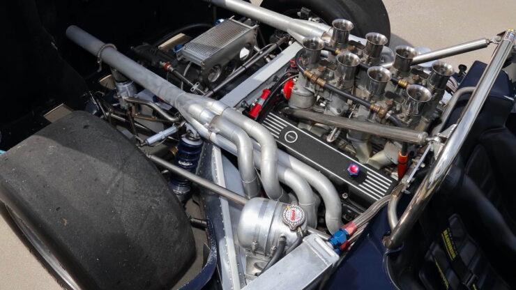 Lola T70 MkI Spyder 4