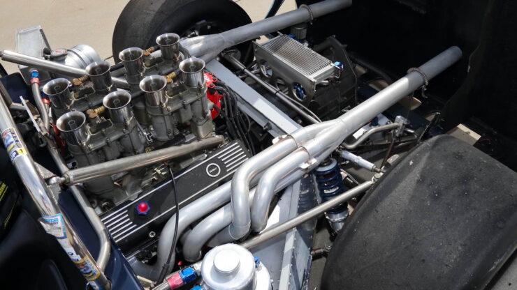Lola T70 MkI Spyder 5