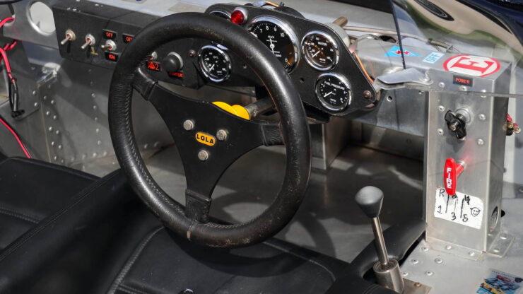 Lola T70 MkI Spyder 7