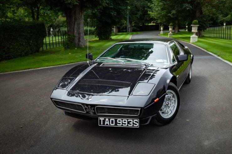 Maserati Merak SS 1