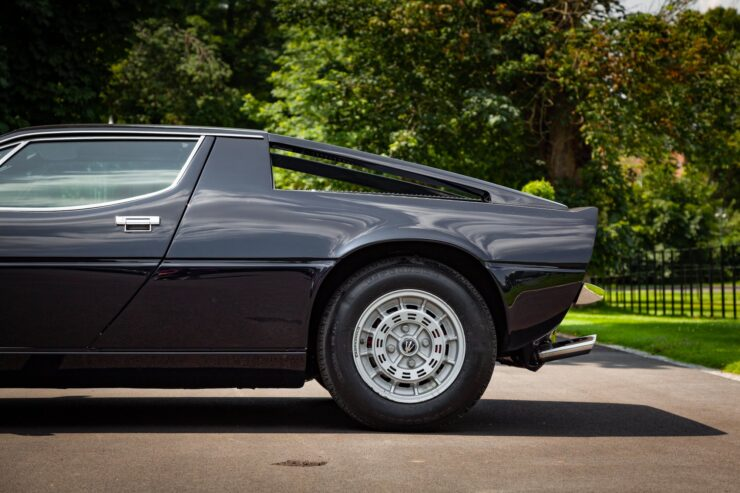 Maserati Merak SS 10