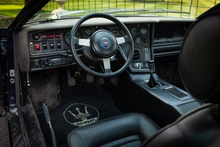 Maserati Merak SS 14
