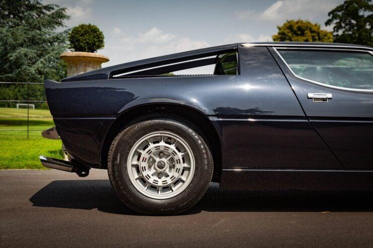 Maserati Merak SS 6