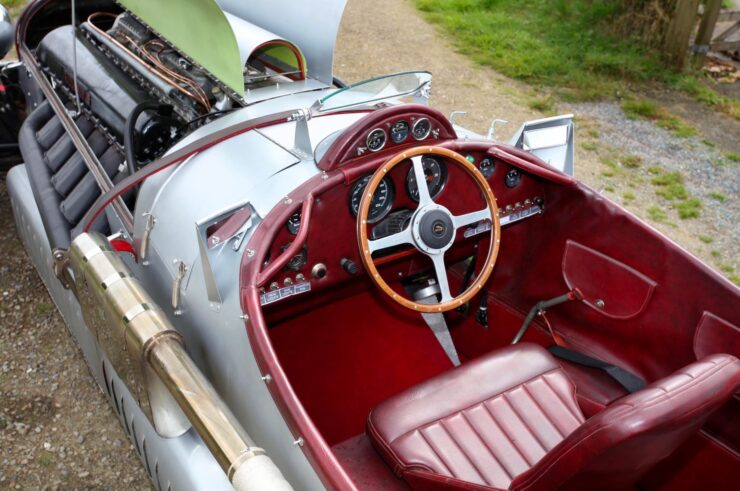 Meteor 27 Litre V12 Special 15