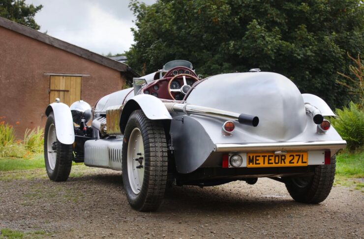 Meteor 27 Litre V12 Special 18