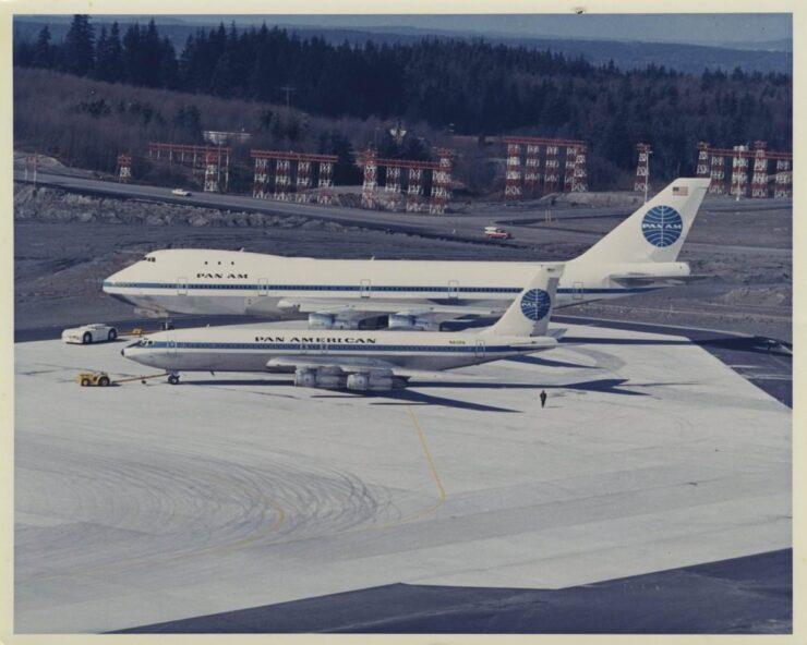 Pan Am Aircraft