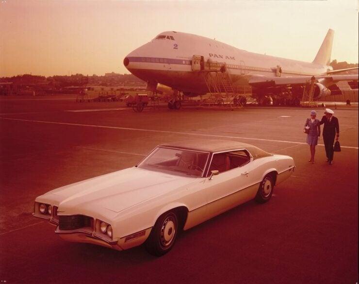 Pan Am Ford Thunderbird