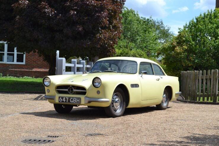 Peerless GT Car 16