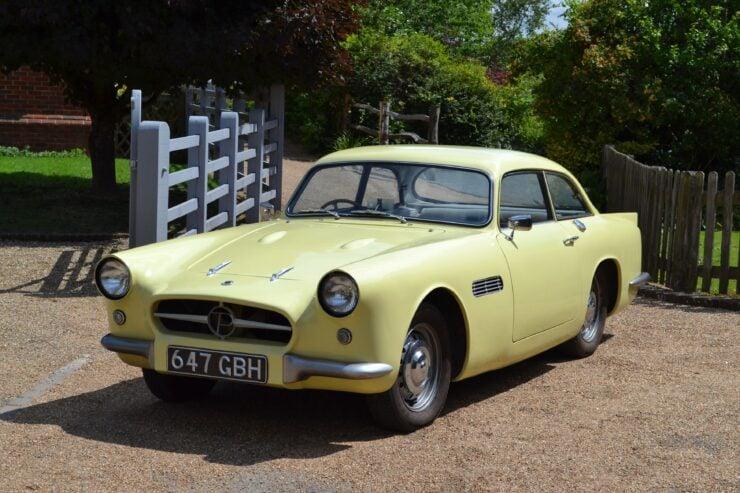 Peerless GT Car 17