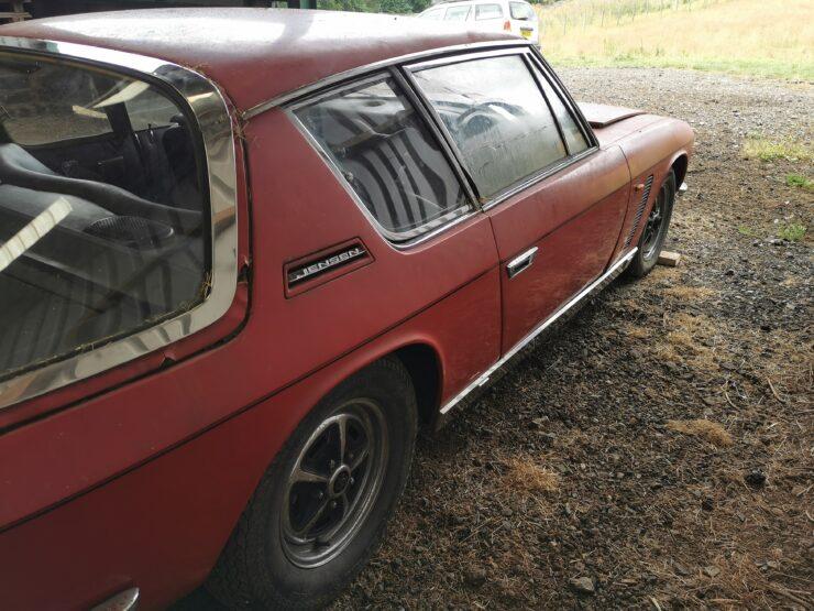 Project Car Jensen Interceptor 3