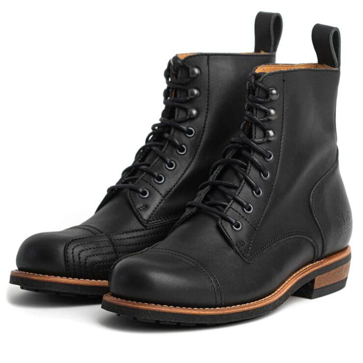 Rokker Urban Rebel Boots Black 3