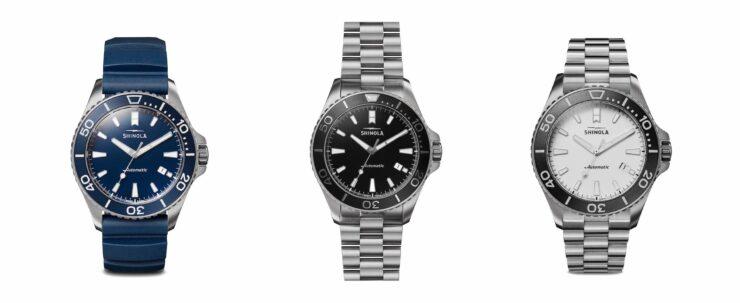 Shinola Monster Automatic Watches