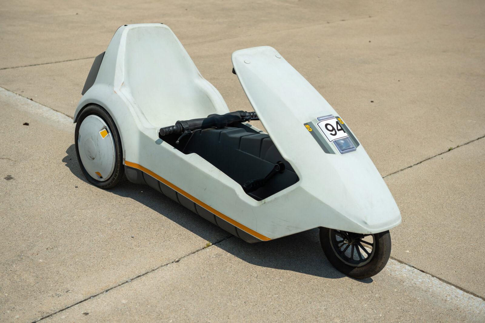 Sinclair C5 6