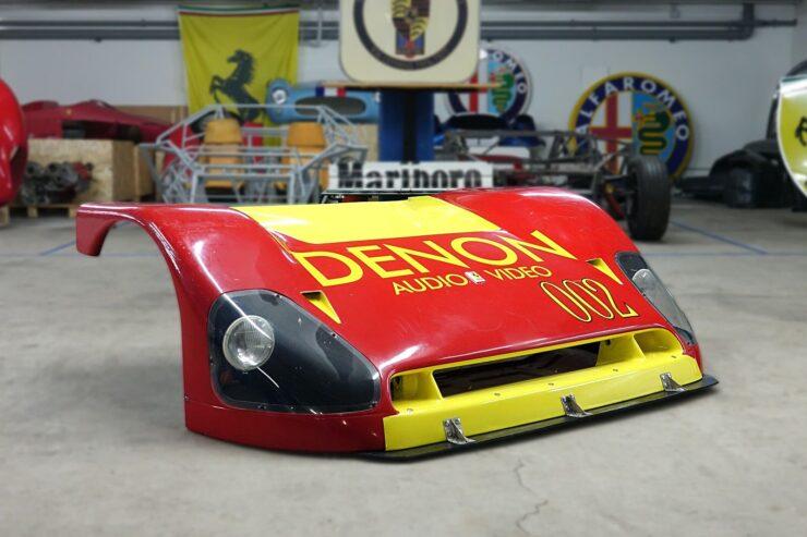 Spice Engineering Ferrari SE87C IMSA Front End 1