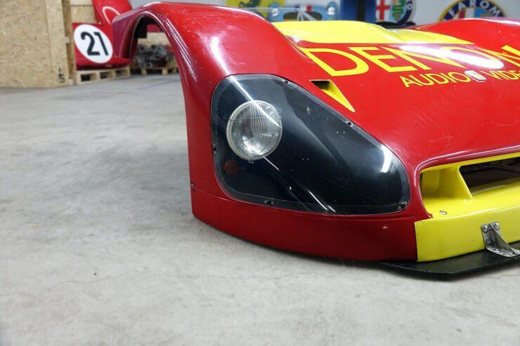 Spice Engineering Ferrari SE87C IMSA Front End 2