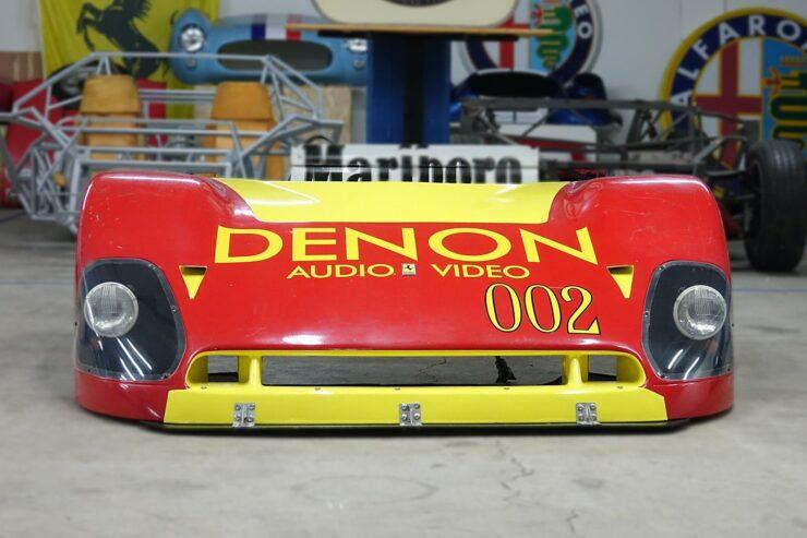 Spice Engineering Ferrari SE87C IMSA Front End 4