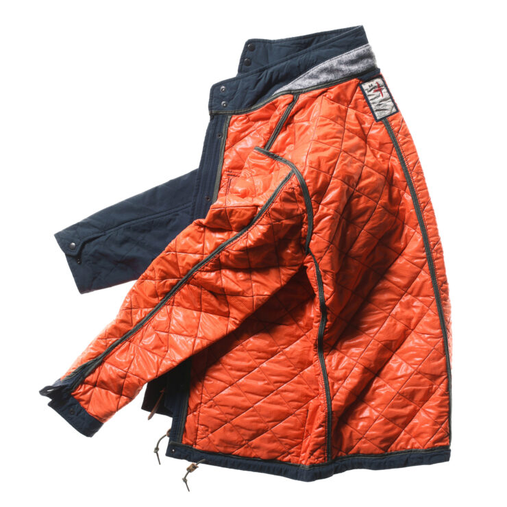 The Relwen Quilted Tanker Jacket 1