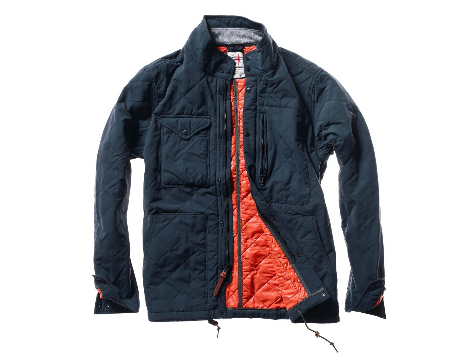 The Relwen Quilted Tanker Jacket